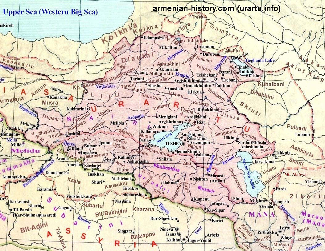 Armensk historie – K
