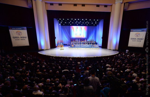 Declaration adopted by the participants of the 5th Armenia-Diaspora Conference
