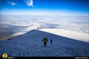 Վերելք Արարատ լեռ