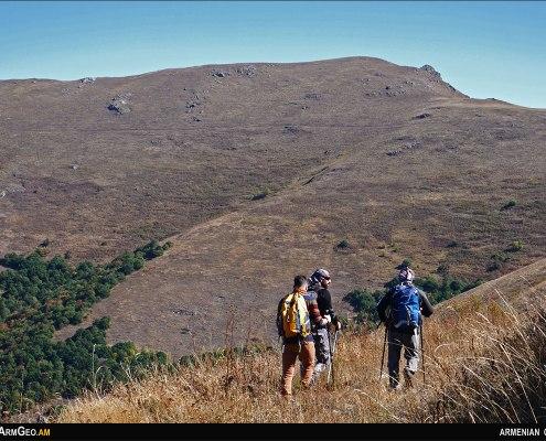 Hiking in Armenia, Armenian Highland