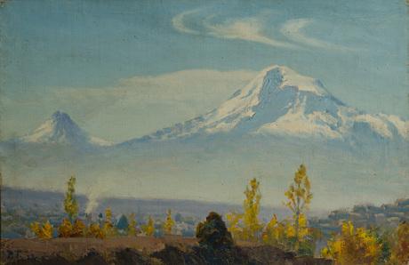 Փանոս Թերլեմեզյան, Աշուն (1929)
