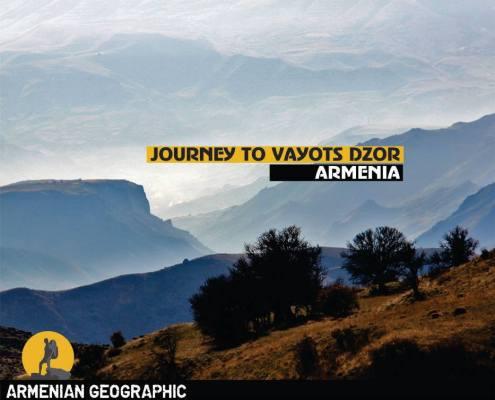 Journey to Vayots Dzor