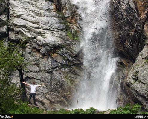 Boghakar waterfall