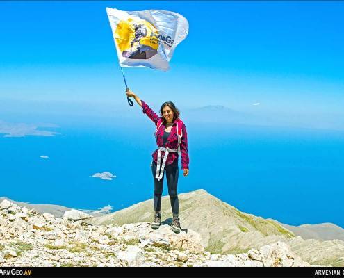 Climbing Mountain Artos
