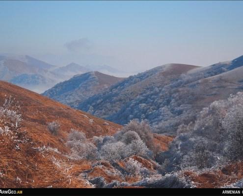 Bldan gorge hiking