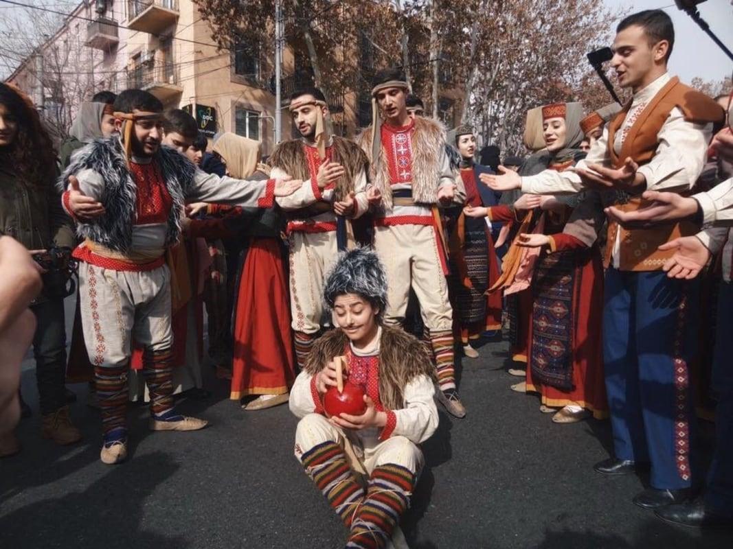 Հայկական ավանդական խաղեր
