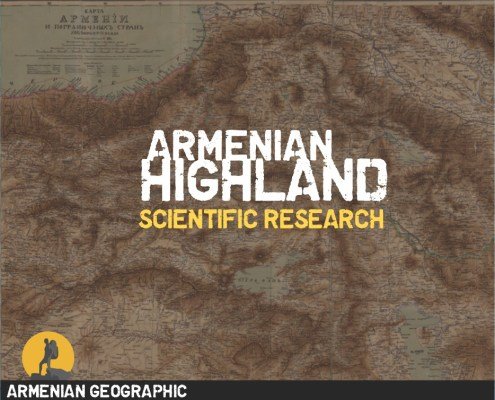 Scientific Research of the Armenian Highland