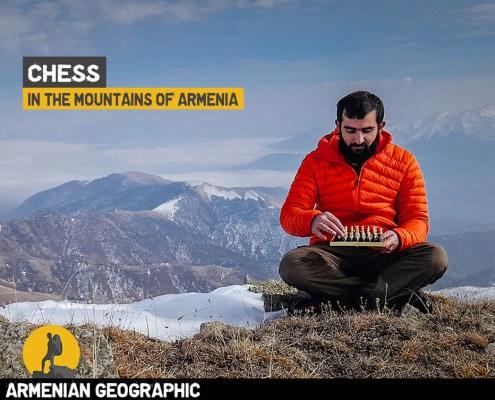 Chess with Suren