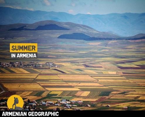 Summer in Armenia