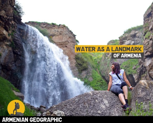 Water in Armenia