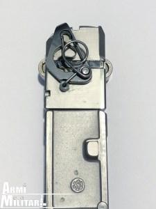 SIG Stgw57 - Dettaglio otturatore chiuso sopra