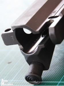 """NEA-15 12""""- Upper receiver punzonato"""