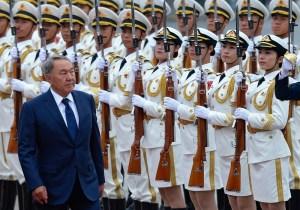 SKS in Kazakistan