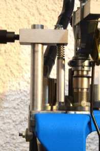 Dillon SL-900 - Particolare spintore