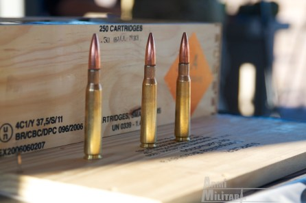 SHOT Show 2014 - Media Day Preview - 50 BMG