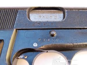 F.N. - HP35 - Dettaglio matricole