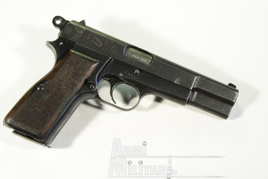 F.N. - HP35 - Lato Destro