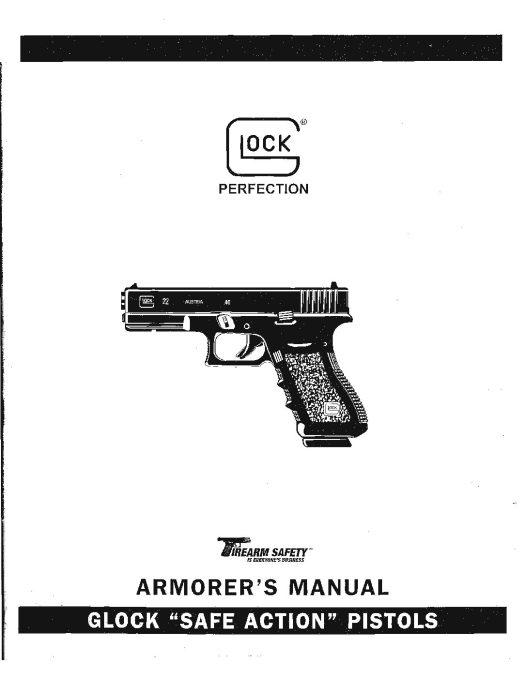 GLOCK Armorer's Manual