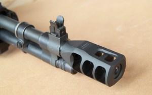M11A Montato su M14