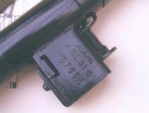 Samopal VZ 24 Bochettone