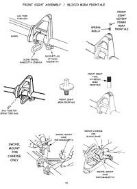 AR-15 M4 Spare Parts List - 11