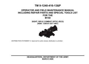AR-15 M4 Spare Parts List - 18