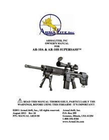 AR-15 M4 Spare Parts List - 4