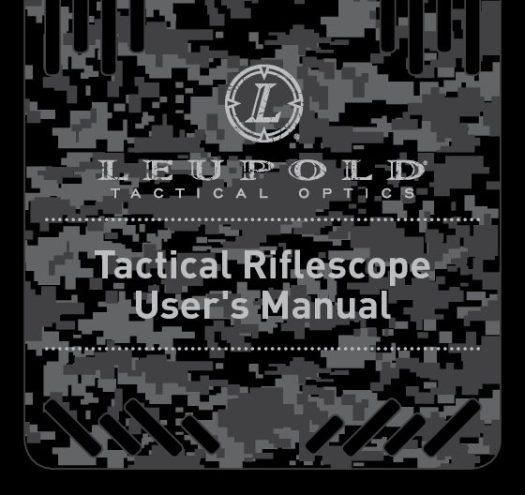 Leupold Tactical Scope