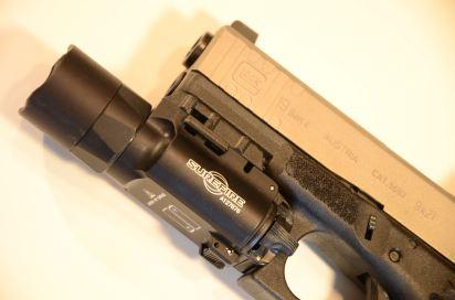 G19 RV - Lavorazione anteriore