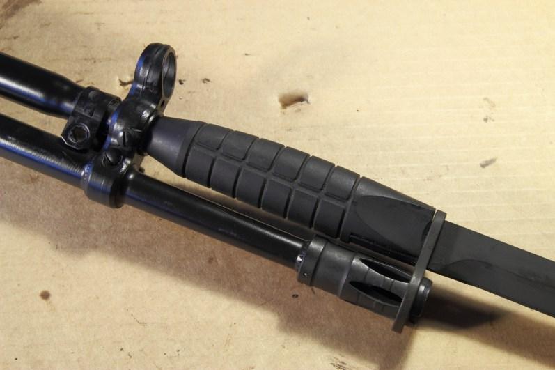 MKE T41 - Baionetta