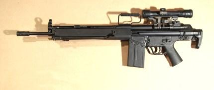 MKE T41 - Lato sinistro