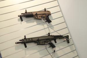 Robinson Armament XCR 308 SBR e PISTOL, purtroppo non importabili in italia, nel 308 e nel 5,56 sono disponibili solo dai 12 pollici in su