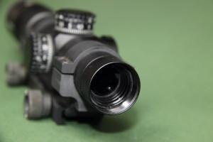 la lente da 20 mm con i trattamenti proprietari Leupold