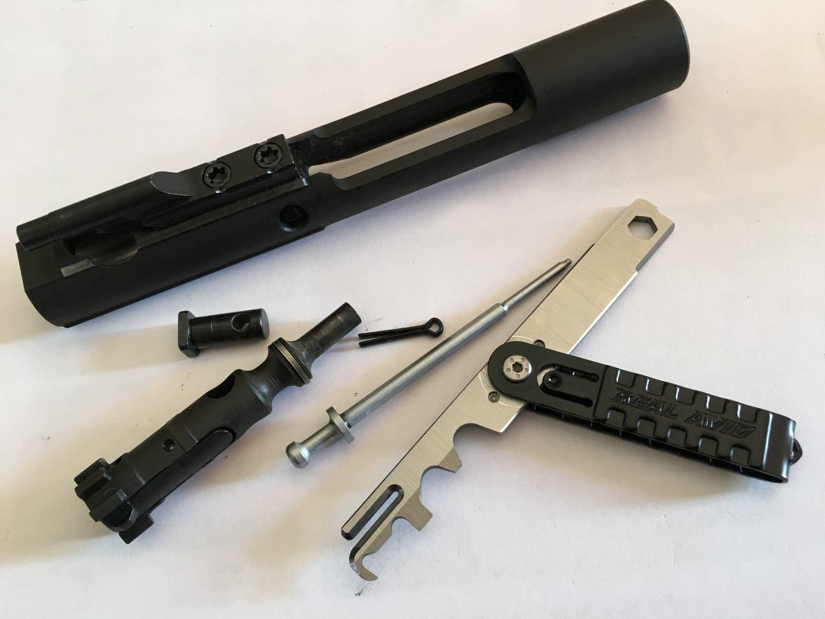 Real Avid - AR-15 Scraper Tool