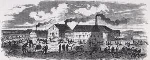 Zastava - Gun Foundry - 1856