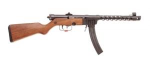 Pistola Zastava M49/57 Cal. 7,62×25 mm