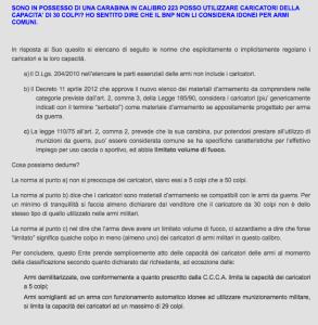 Banco Prova - FAQ - 30 colpi