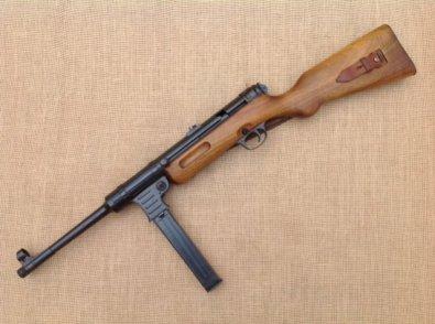 Haenel MP41 lato sinistro