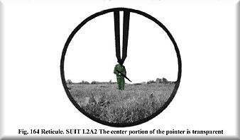 Trilux S.U.I.T. L2A2 – Esempio del reticolo