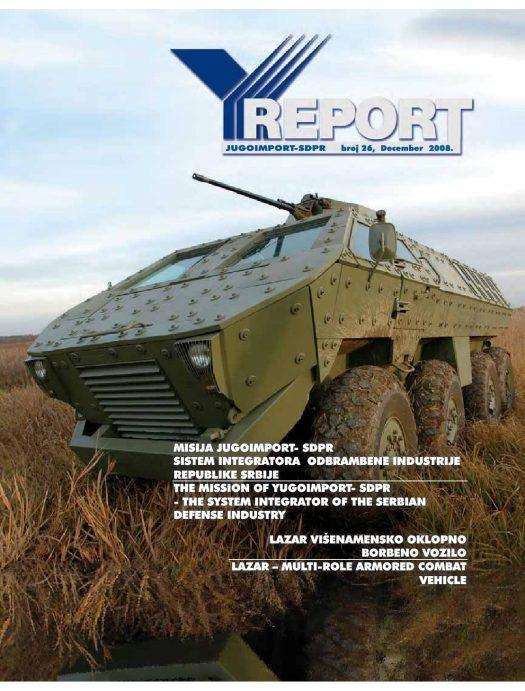 Y Report 26 2008
