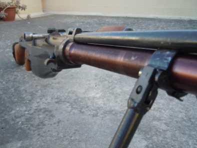 PTRS-41 - La canna con l'attacco del bipiede