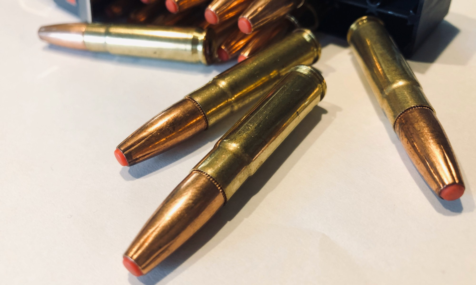 Hornady .300 Blackout SUB-X Ammunition