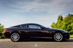 Henrik's Aston Martin DB9