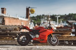 Lee's Ducati 1299 Panigale S