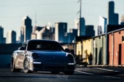 Rheena's Porsche 911 in SoDo