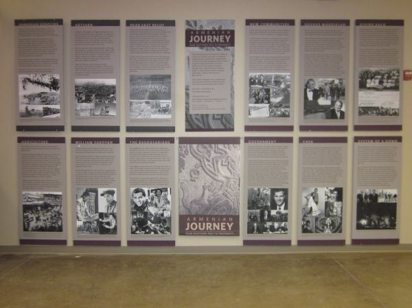 Museum Displays Exhibits Panels