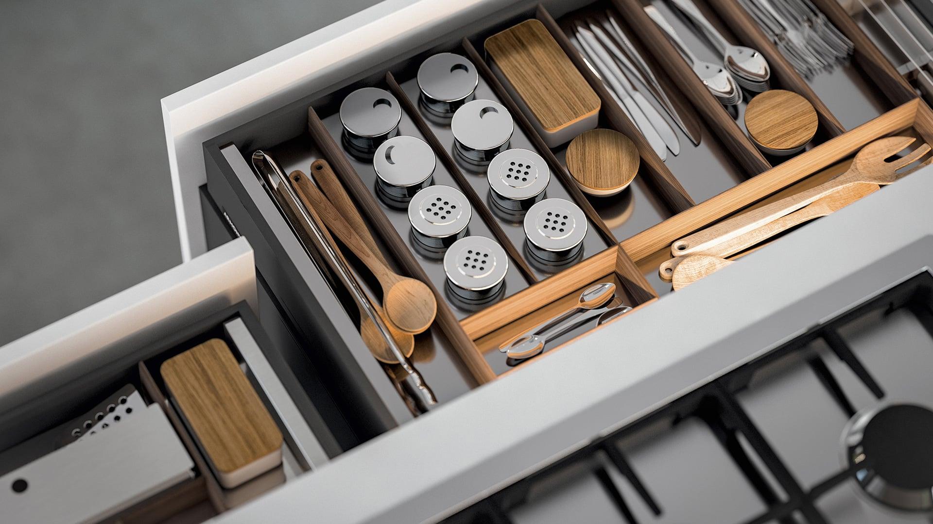 Accessori per cassetti  Armony cucine
