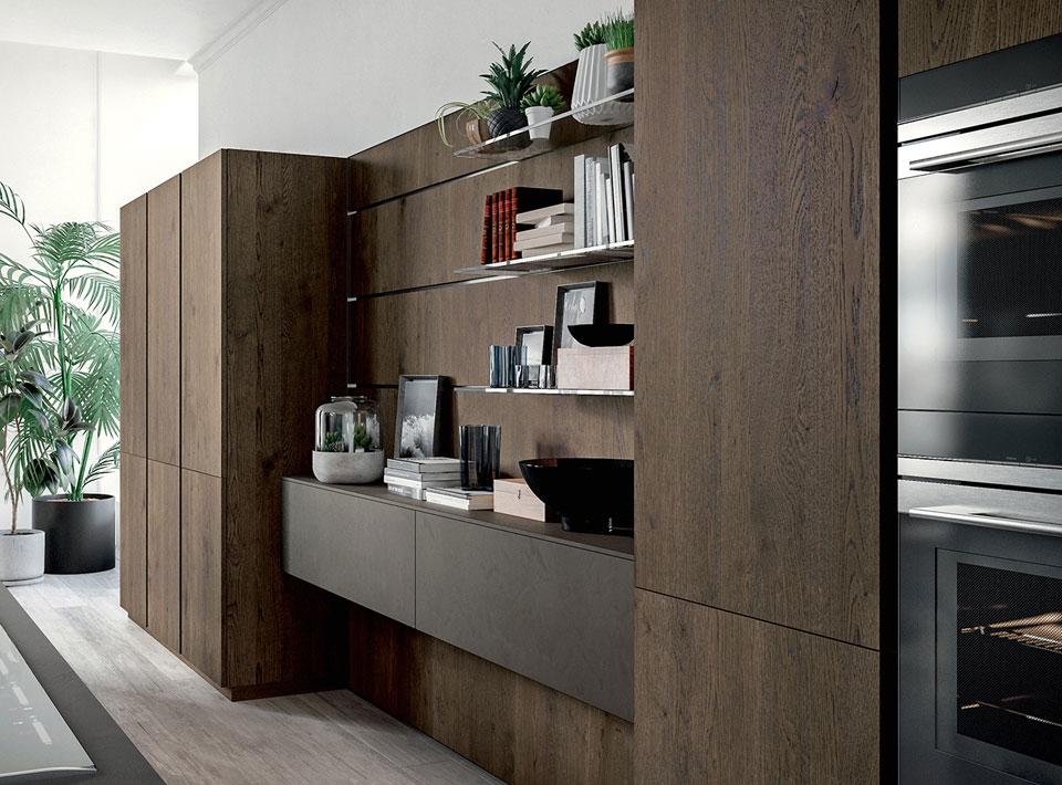 Wood kitchens  Armony cucine