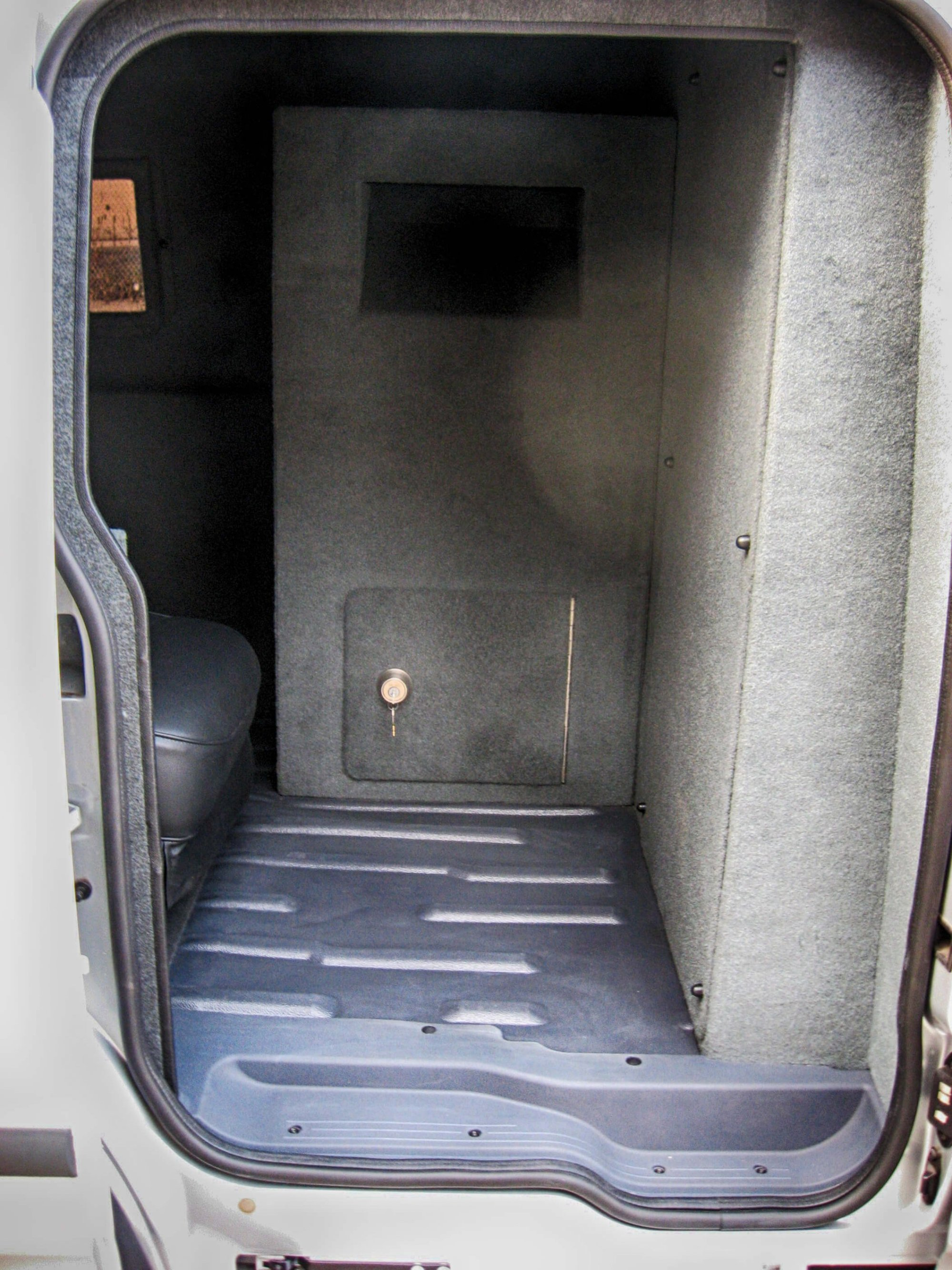 hight resolution of tag armored ford transit connectrear bullet proof door