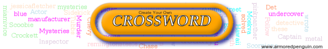 Crossword answer generator
